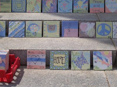 Downtown Art Show-051209