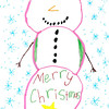 Eleanor Cheruiyot, granddaughter of Duane Hatfield<br /> Younger Division Christmas Card Entry
