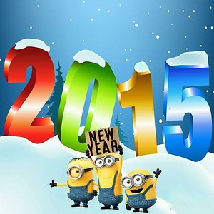 Happy New Yeay 2015
