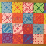 1st-4th grade snowflake quilts . 1.9.17
