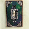 Green Iridescent Switchplate