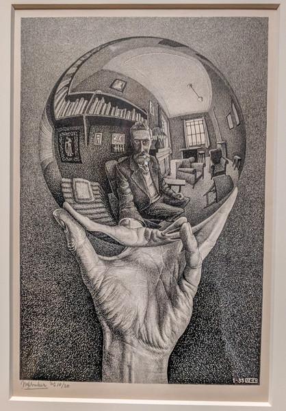 2018 Escher