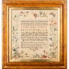 210224 Antique Cross Stitch Samplers 05 border