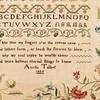 210224 Antique Cross Stitch Samplers 05 detail