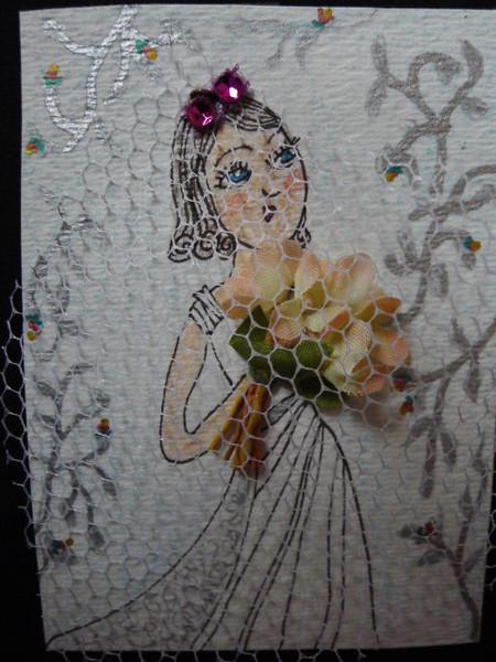 Wedding Girl for Lillian