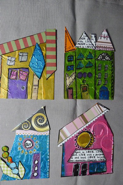 Little ATC Houses swap