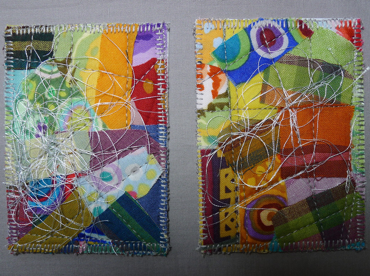 Facets 1 and 2 2013