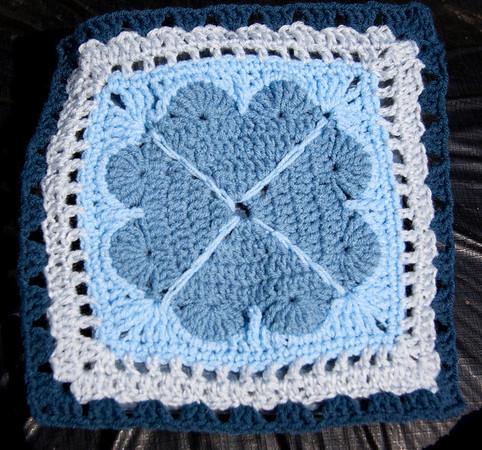 Charity Afghan Squares