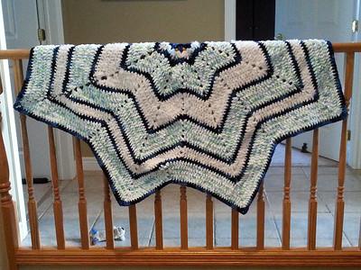 Merry-Go-Round Blanket-II