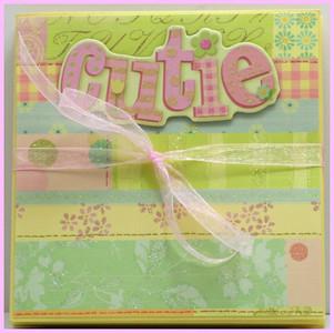 Cutie Envelope Album