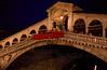 The Grand Rialto Bridge across the Grand Canal