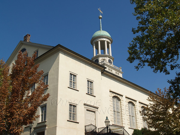 Central Moravian Church, Bethlehem PA