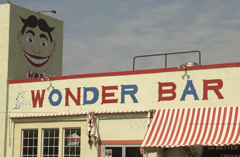 "The iconic ""Wonder Bar"" in Asbury Park, NJ"