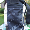 Motocross diaper bag- side view 2