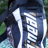Motocross diaper bag- side view