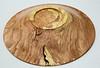 Honey Locust shallow bowl/platter