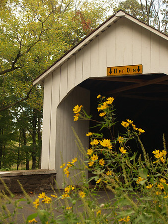 Loux Covered Bridge