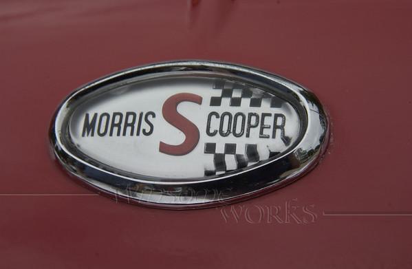 Morris Cooper Logo