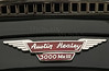 Austin Healey Logo on a 3000 Mark111