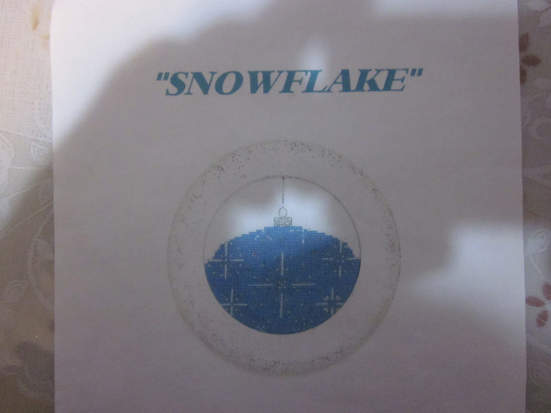 what  snowflake  will look like finished