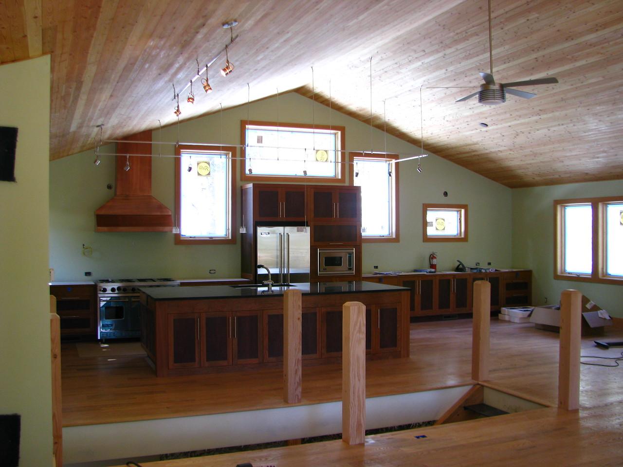 KITCHEN EXHAUST HOOD - Teton Village WY