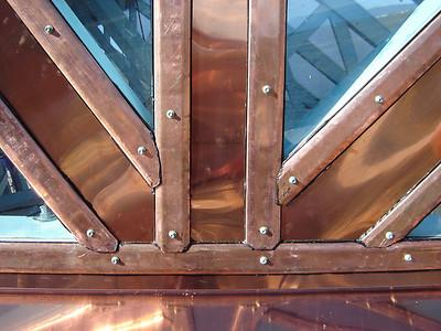 Window detail at Angels Nest - with Randy William Cisneros