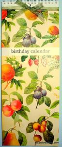 Perpetual Calendar H 1