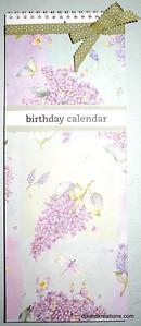 Perpetual Calendar B 1