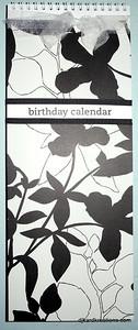 Perpetual Calendar C 1