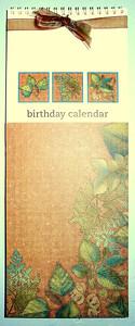 Perpetual Calendar I 1