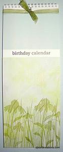 Perpetual Calendar J 1