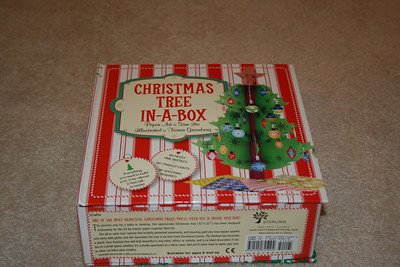 Christmas Tree in a Box 2007