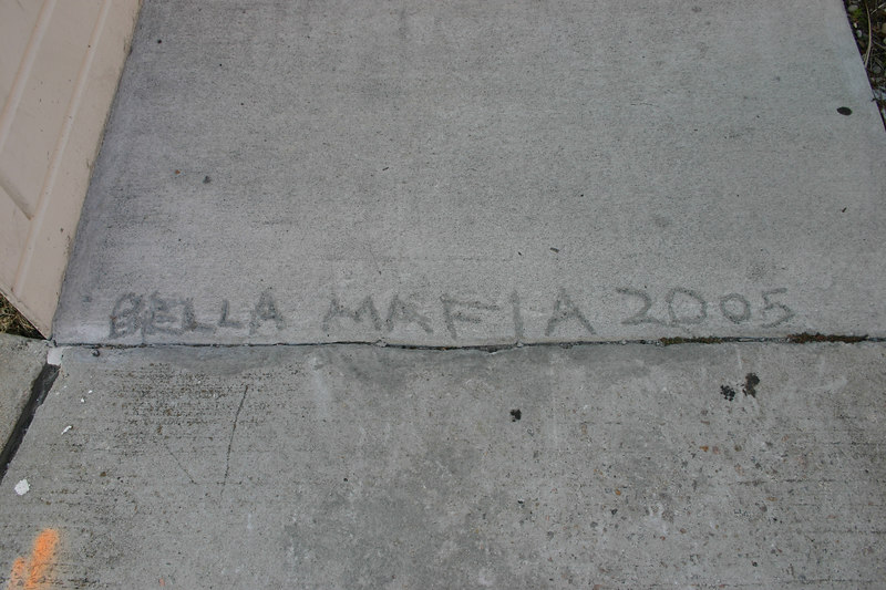 A Quote: Bella Mafia<br /> St. Philip & Vanderhorst St. Charleston, SC