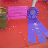 Grand champion ribbon -- Italian herb mix. Beth (Arnesen) Nichols.