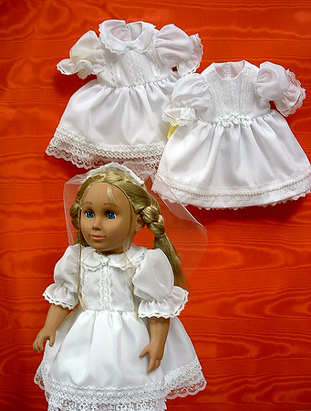 Hand-crafted Dolls