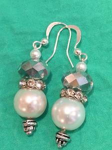 """#72  Pearl Elegance  1 1/4""""   $28"""