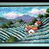 Pastel - Jalisco landscape - SOLD