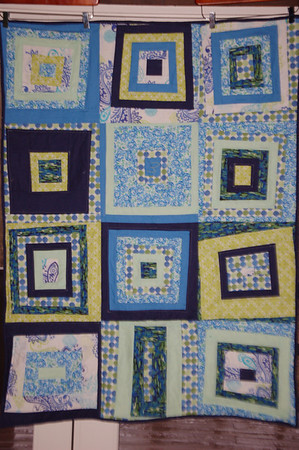 Emmalina's quilt