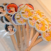 "30 Disney Princesses Cake toppers. Already assembled and ready to use. Image is only on one side of the cake topper. Other side is plain white. You can add your own image or saying on the other side. The image itself is raised to create a 3D effect<br /> <br /> <br /> Scalloped white circles, 1 7/16""<br /> Inner picture circle of the princess, 1 1/4""<br /> Images on toppers: 9 Aurora, 1 Cinderella, 10 Ariel, 10 Snow White<br /> <br /> This set will be $4"
