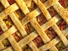 Rhubarb Pie - a Pennsylvania German treat