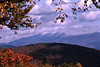 Fall in the New Hampshire White Mountains, Presidential Range
