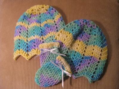 Hats & Mittens
