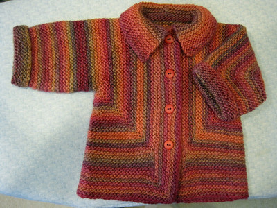 Baby Surprise Jacket #2