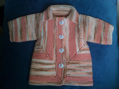 Baby Surprise Jacket #1