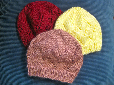 Bunch of Baby Hats