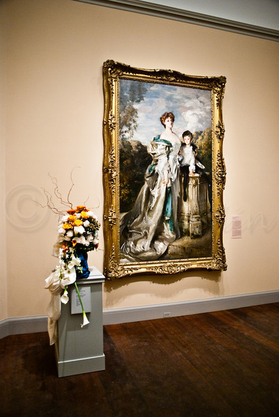Lady Warwick and her son.<br /> <br /> John Singer Sargent/Susan B. Dewey
