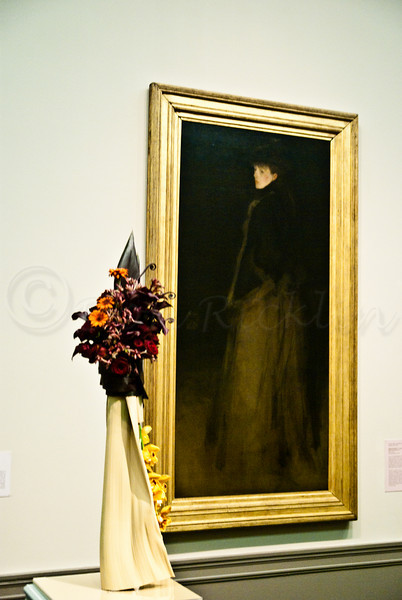 Arrangement in Black and Brown: The Fur Jacket<br /> <br /> James Abbott Mcneill Whistler/Kim Cutler