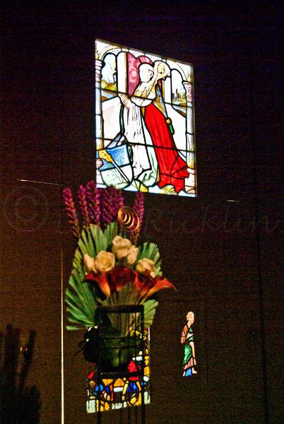 Kneeling Abbot<br /> <br /> Flemish/MIchele Creamer - Sandra Tosches