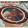 Volcanic sand carpets for Corpus Christi in La Orotava