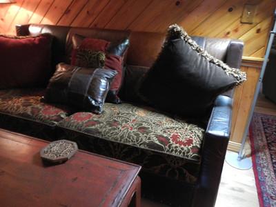 PaulRoberts Couch at Shankar Gallery